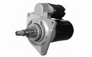 China Lada 2108 Starter Motors 12V 1.4KW 11-T CCW on sale