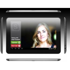 China Waterproof Handheld 4G Lte Tablets , 10.1 inch Black Android Tablet on sale
