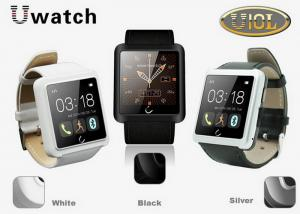 China 2015 Hot selling IOS smart watch/ U10L smart watch pedometer with step counter wristband on sale