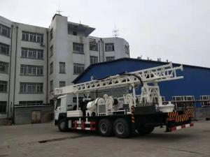 China SRJKC100 1000m TRUCK MOUNTED WATER WELL DRILLING RIG   small water well drilling rig water well borehole drilling rig on sale