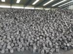 Ash 12.5% Cylinder Formed Foundry Coke High Colorific Value 120 X130mm