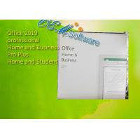Full Version Microsoft Office 2019 , Retail License Ms Office 2019 For Pc