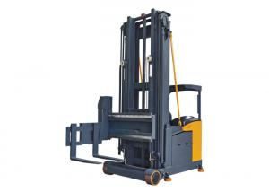 China Lateral Reach 1.5 Ton Narrow Aisle Truck With Full AC Control System on sale