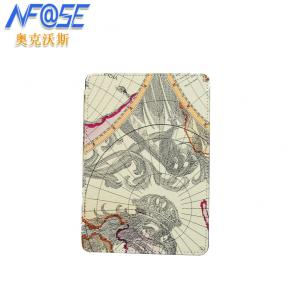 China Ereader Wifi 3G Kindle Paperwhite Tablet Leather Cases World Map Pattern on sale