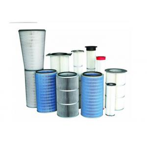 Square Cap Large steel, shipyards, foundries and other industries painting workshop dust filter cartridge