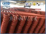 Heat Exchanger U Bendings Boiler Economizer Hot Water Boiler Stack Economizer