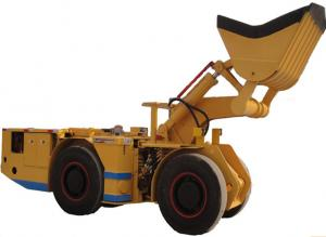 China Articulated Mining Scooptram 2 Cubic Meter Double Design Parking Brake on sale