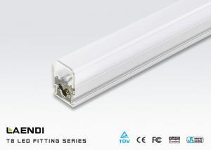 China 24W T8 Led Tube 3ft SMD2835 , Aluminum T8 Led Tube Lighting 100-240vac supplier