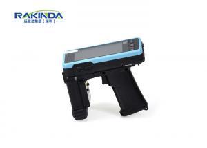 900MHz GEN2 Portable Handheld Rfid Reader Writer Wifi