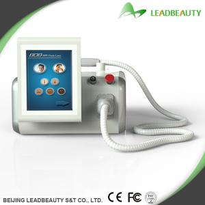 China Painless 600W high power 808nm Diode laser hair removal machine on sale