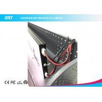 Horizontal Indoor Advertising LED Display Screen , OEM Indoor LED Billboard