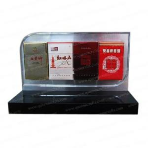 China CD (38) Acrylic Tobacco Pipe Stand on sale