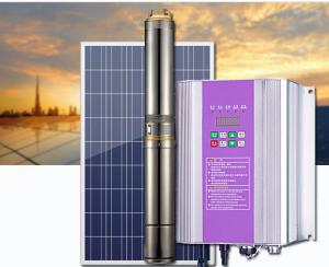 China Sunerise Multistage 1m Hybrid Solar PV System on sale