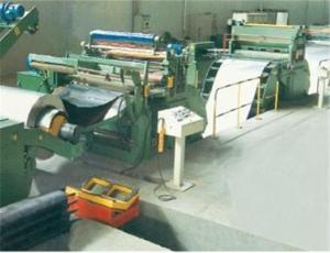 Quality Metal Steel Slitting Line Metal Sheet Cutting Machine with reasonable price for sale