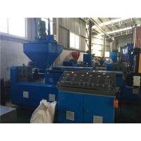 High Efficiency Plastic Granulator Machine 4 Zones Control Box Environmental Friendly