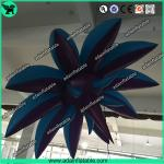 2m Event Inflatable Flower, Party Inflatable Flower,Stage Hanging Flower