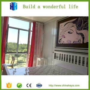 China mexico steel prefab home house container hotel room materials on sale