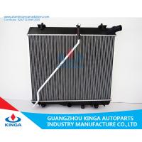 100% Tested Aluminum Toyota Radiator For 2014- HIACE/ QUANTUM 26mm Core Thickness