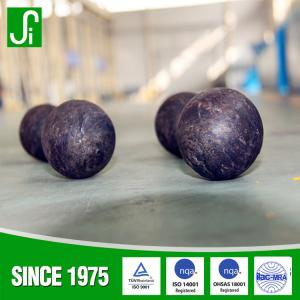 China Grinding Media Forged Steel Ball For Ball Mill Machinery , cement plant , power plant on sale