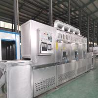 Microwave Sterilization Equipment for agricultural and sideline products and snack food: health guard