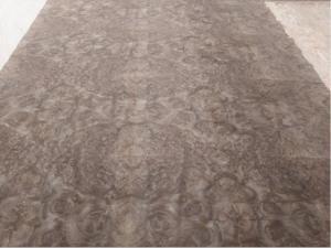 China Walnut Burl Paper Backed Veneer Sheets 4' x 8', Paper Backed Walnut Burl Wood Veneer Sheets on sale