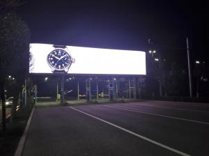 China SMD P10 full color HD hot products advertising RGB LED display outdoor, good stability, energy saving, using Nationstar on sale