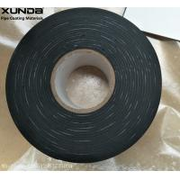 Black / Yellow Steel Pipes Coating Materials , Pipe Wrapping Coating Material