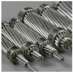 China Bare Sparrow Aluminum and Aluminum-Alloy Conductors,Steel Reinforced as per ASTM  B 232Standard wholesale