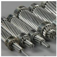 China Bare Sparrow Aluminum and Aluminum-Alloy Conductors,Steel Reinforced as per ASTM  B 232Standard on sale