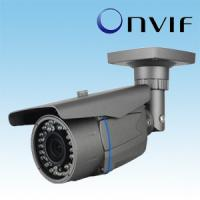 China Outdoor HD IP Camera 4-9mm Zoom Lens on sale