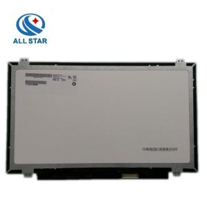 China AUO 14.0 Inch Notebook LCD Screen B140XTN03.6 Glare SLIM LVDS 40pin Laptop Panel on sale