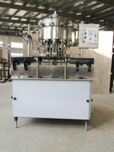 China 250ml 6000bph Automatic Liquid Filling Machine For Sport Drinks , Fruit Juice on sale