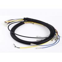 China 15300027 Connector Electrical Harness Assembly , UVC Led Light Wire Harness on sale