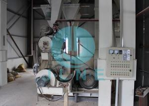 China Complete Fish Feed Manufacturing Plant Aqua Feed Pellets Making Automatic on sale