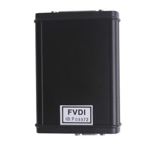 China Professional Automotive Diagnostic Tools , FVDI ABRITES Commander For Chrysler / Dodge / Jeep on sale