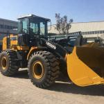 XCMG LW500FN 5 Ton Hydraulic Front Wheel Loader Max. Breakout Force 170kN