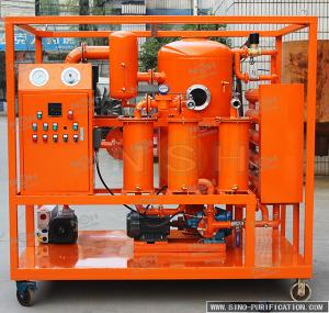 China Degassing Insulation 600L/H Vacuum Oil Filter Machine on sale