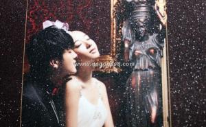 "China Magic star cold lamination film for album photos, wedding photo, size 25""*30M on sale"