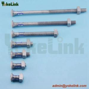 China Carriage Bolt on sale
