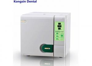 China 18L LED European Class B Dental Autoclave Sterilizer with Built-in Printer on sale