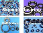 Non Magnetic 684CE Si3N4 Full Ceramic Ball Bearings Single Row Insulation