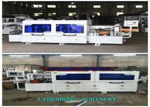 China High Speed Automatic Edge Banding Machine For PVC Wood Door 12-65mm Edge Width on sale