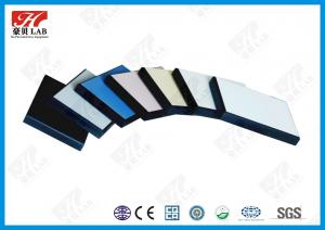 China Classic Physics Lab Furniture , Multifunction Epoxy Resin Countertops 3050 x 1550mm on sale