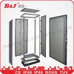 electrical box assembly/knock down electrical steel box