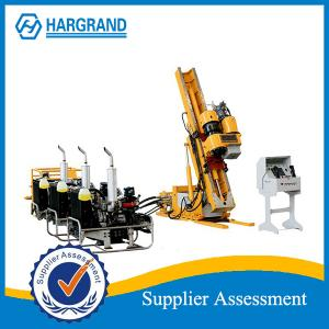 China Full hydraulic portable core drill rig,1200m on sale