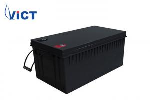China Custom 60AH Deep Cycle Battery , High Power LiFePO4 Rechargeable Battery Pack on sale