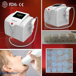 China Toppest newest hot fractional rf skin care machine with CE approval for salon on sale