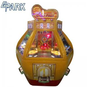 China Golden Fort Coin Operated Redemption Game Machine / Amusement Casino Machine on sale