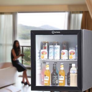 China minibar en verre de porte de l'absorption 60L on sale