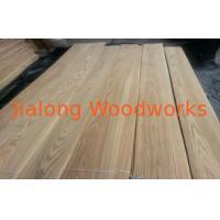 China Sliced Cut Russia Ash Wood Veneer Brown ,  Paper Backed Veneer on sale